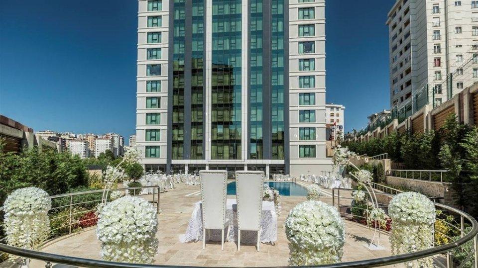 Отель Bof Hotels Ceo Suites Atasehir 3*, Стамбул, Турция