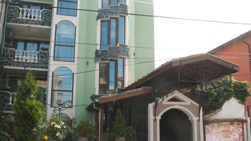 Отель Boryana Hotel 3*, Бургас, Болгария