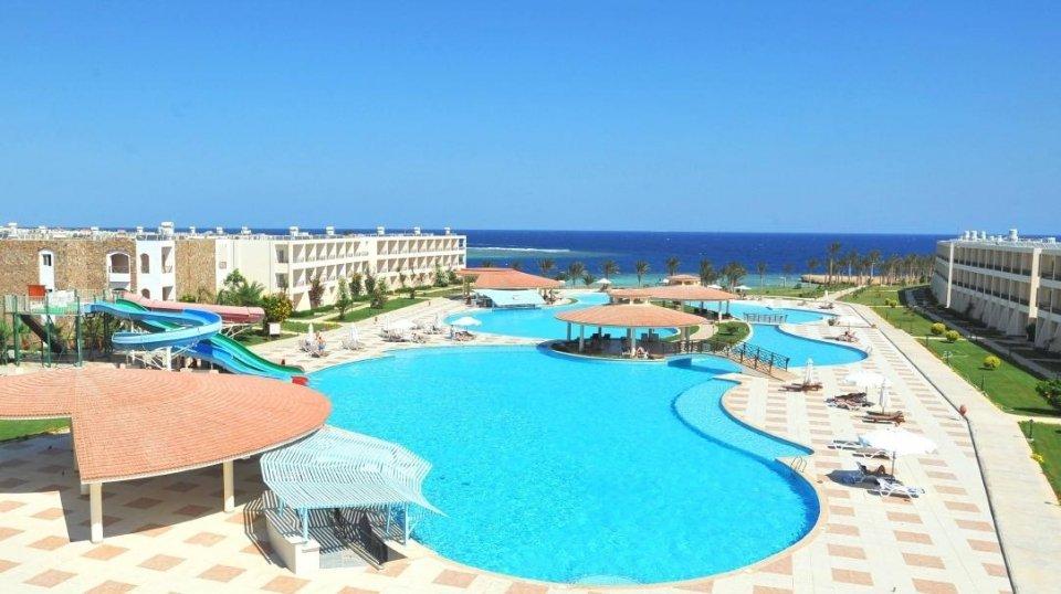 Отель Brayka Lagoon Resort 4*, Марса Алам, Египет