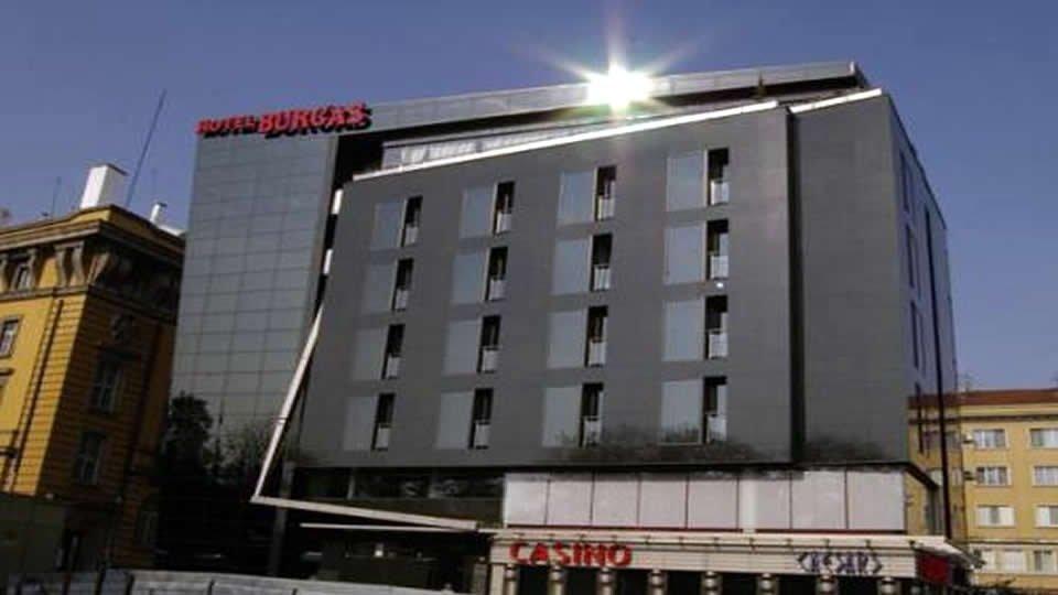 Отель Burgas Hotel 3*, Бургас, Болгария