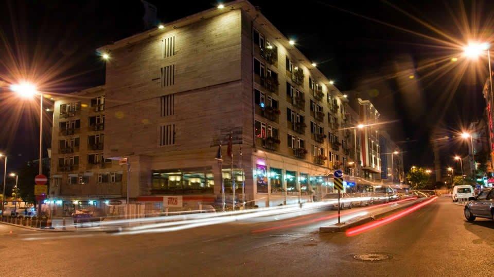 Отель Buyuk Keban Hotel 3*, Стамбул, Турция