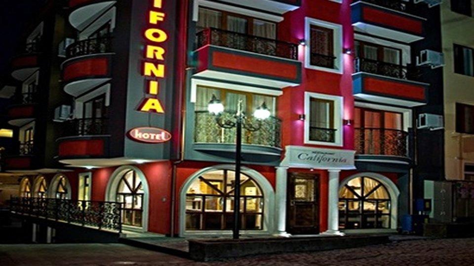 Отель California Hotel 3*, Бургас, Болгария