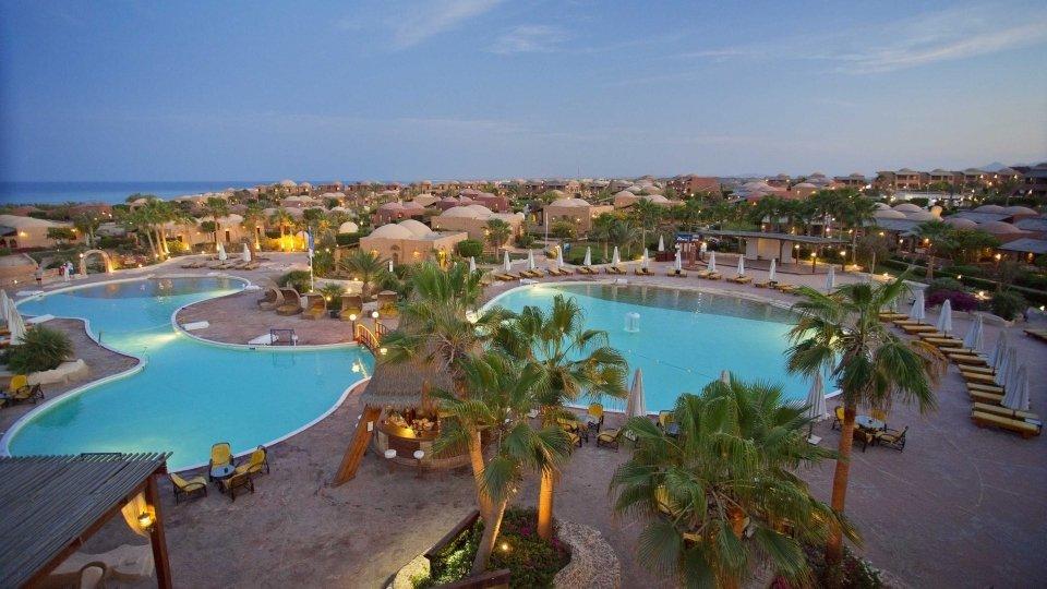 Отель Calimera Habiba Beach Resort 4*, Марса Алам, Египет