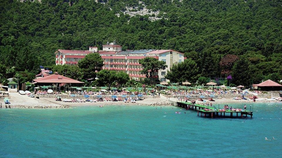 Отель Carelta Beach Hotel 4*,Кемер, Турция