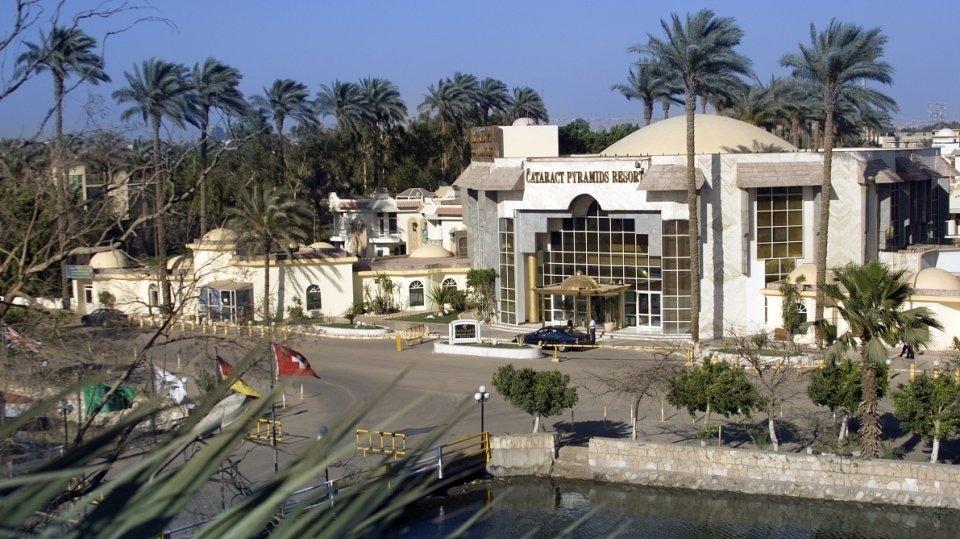 Отель Cataract Pyramids Resort 5*, Каир, Египет