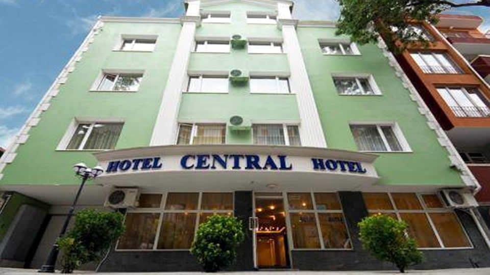 Отель Central Hotel 3*, Бургас, Болгария