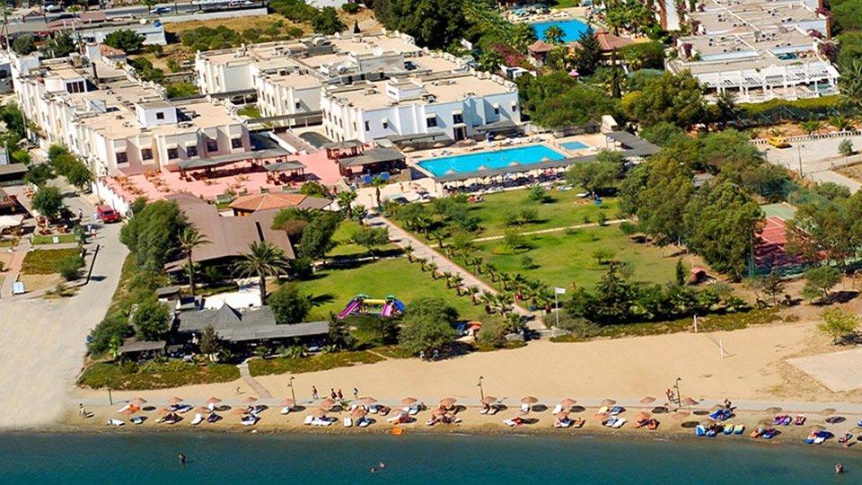 Отель Cesar Resort Bodrum 4*, Бодрум, Турция
