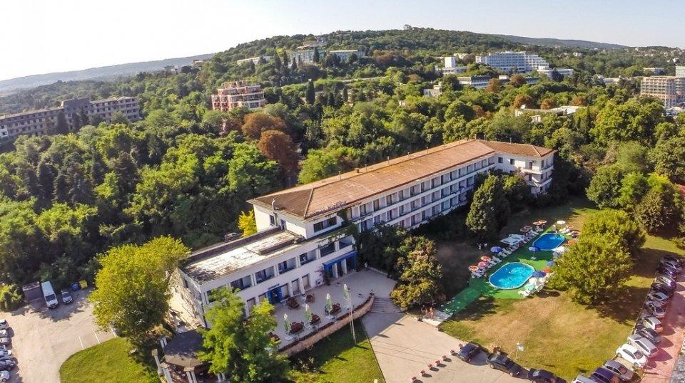 Отель Chaika Hotel 3*, курорт Святые Константин и Елена, Болгария