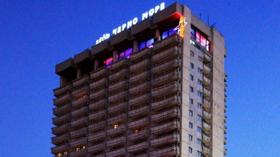 Отель Cherno More 3*, Варна, Болгария