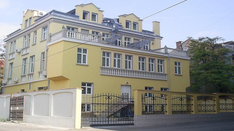 Отель Chiplakoff Hotel 3*, Бургас, Болгария