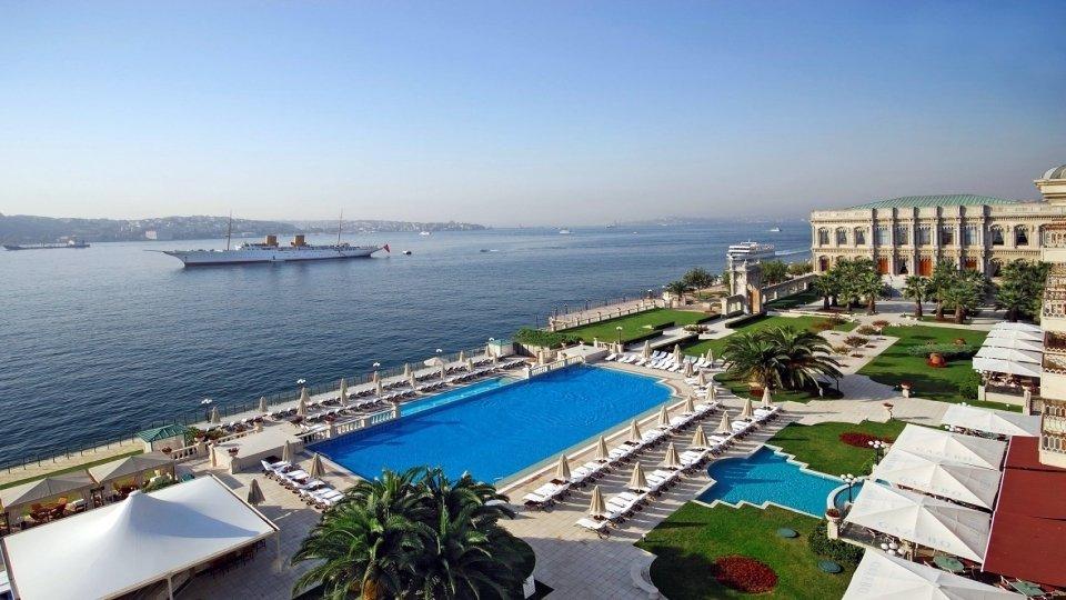 Отель Ciragan Palace Kempinski Istanbul 5*,Стамбул, Турция