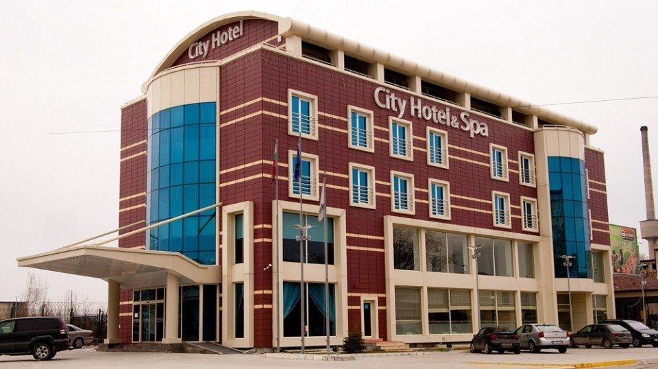 Отель City Hotel 3*, Пловдив, Болгария