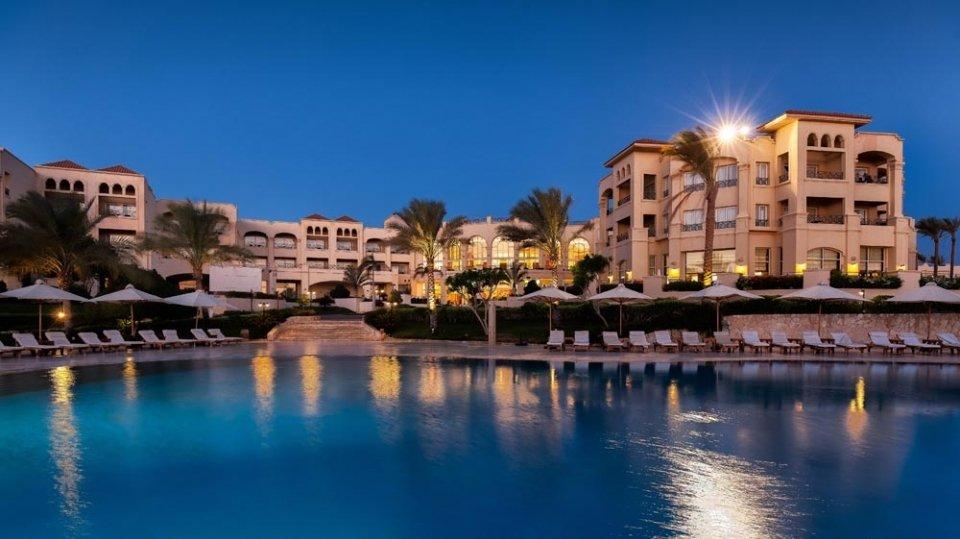 Отель Cleopatra Luxury Resort Makadi Bay 5*, Макади Бей, Египет