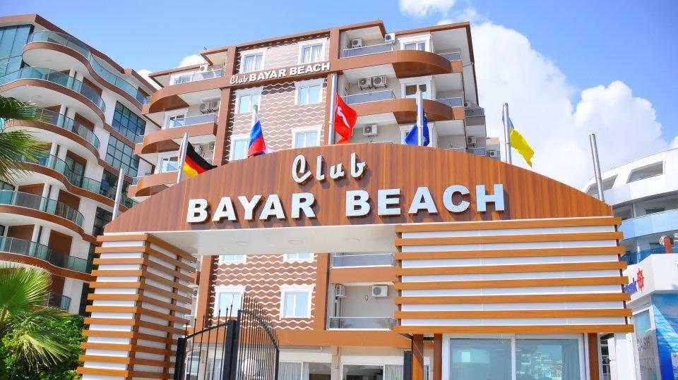 Отель Club Bayar Beach 3*, Алания, Турция