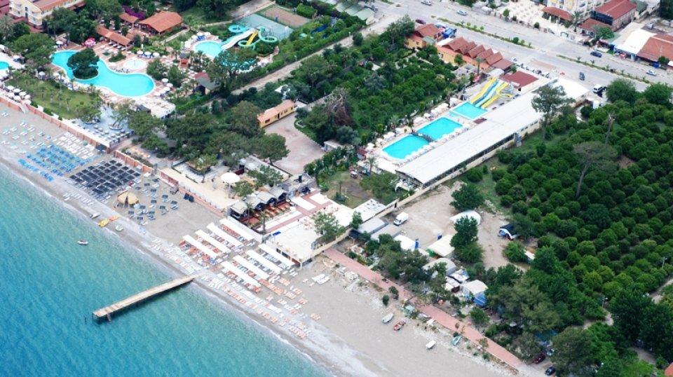 Отель Club Hotel Belpinar 4*, Кемер, Турция