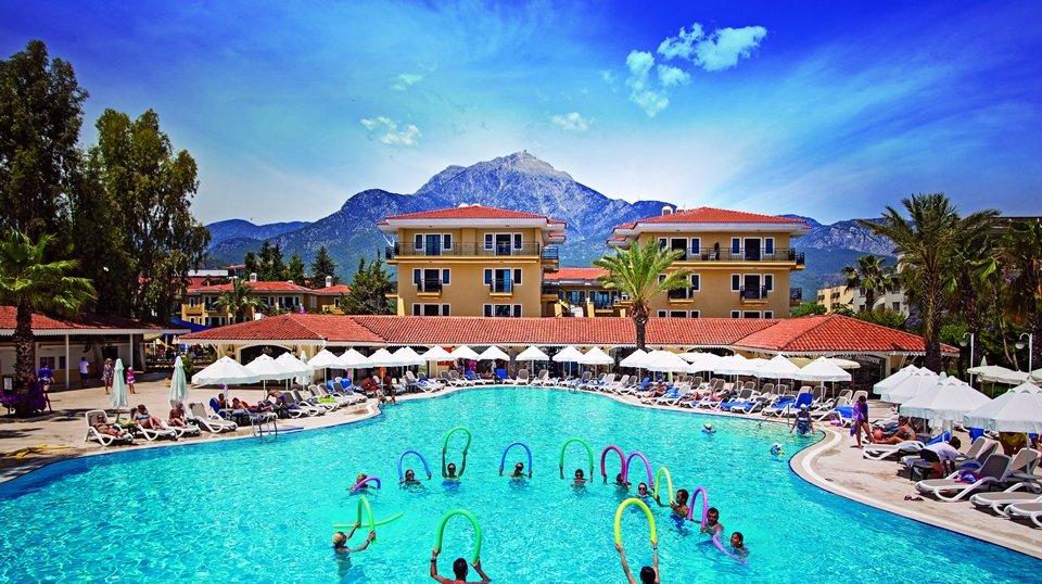 Отель Club Hotel Phaselis Rose 5*, Кемер, Турция