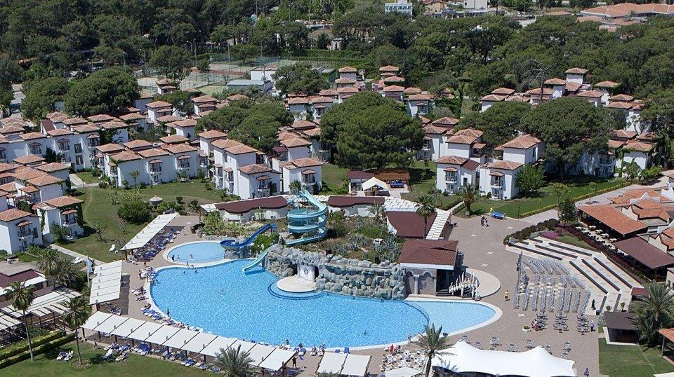 Отель Club Marco Polo 5*, Кемер, Турция