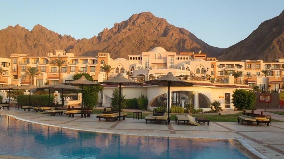 Отель Club Marmara Resort 4*, Таба, Египет