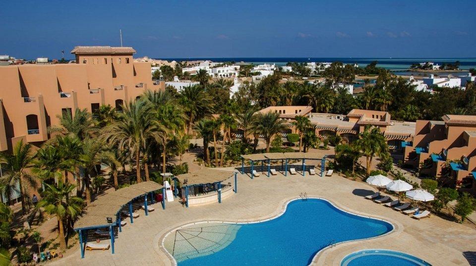 Отель Club Paradisio El Gouna 4*, Эль Гуна, Египет
