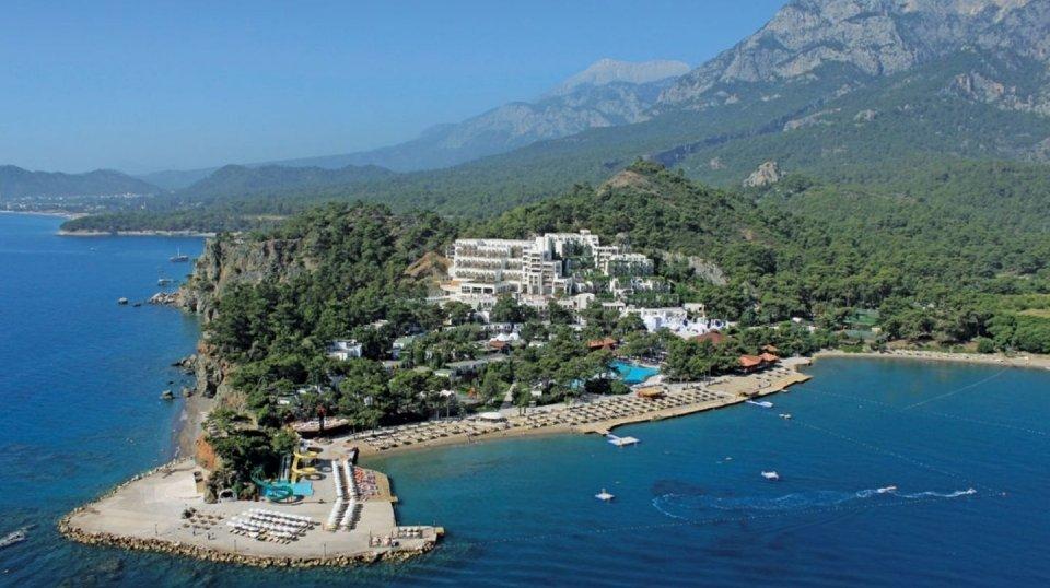 Отель Club Phaselis Hotel 5*, Кемер, Турция