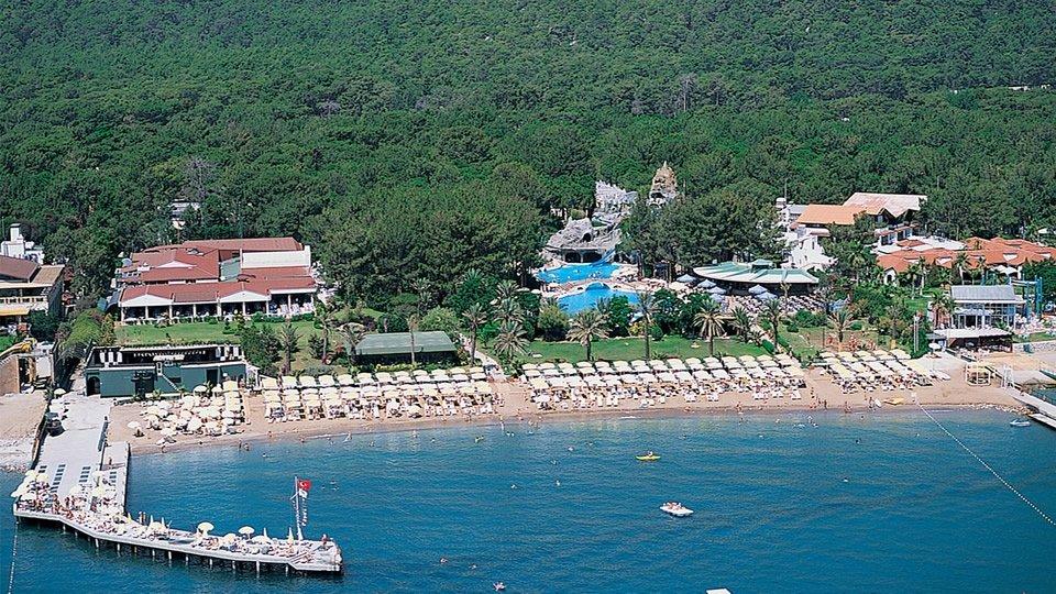 Отель Club Zigana Hotel 5*, Кемер, Турция