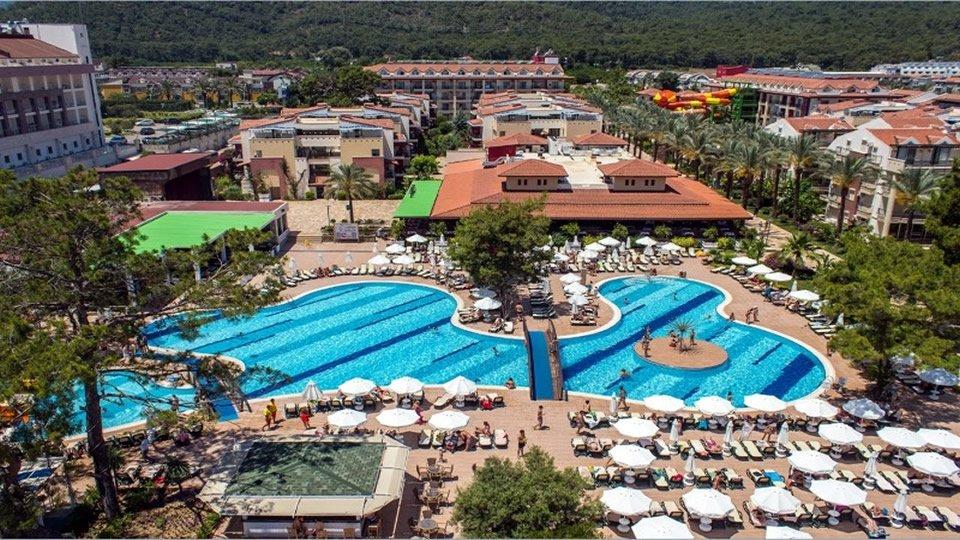 Отель Crystal Aura Beach Resort & Spa 5*, Кемер, Турция