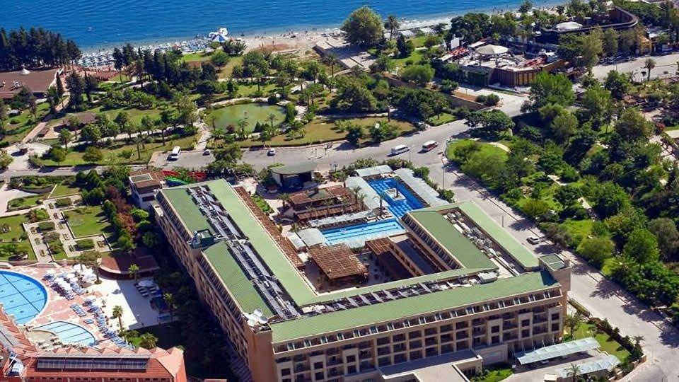 Отель Crystal De Luxe Resort & Spa 5*, Кемер, Турция
