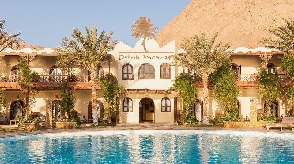 Отель Dahab Paradise 3*, Дахаб, Египет