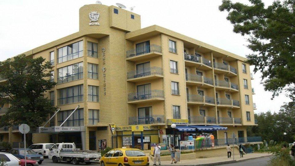 Отель Dana Palace 3*, Золотые пески, Болгария