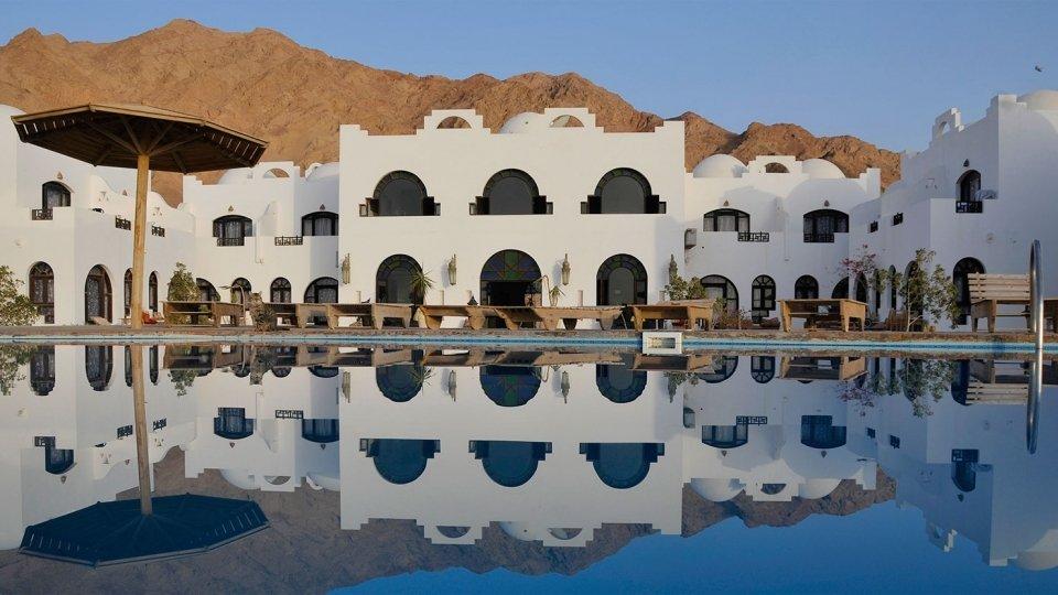 Отель Daniela Village 3*, Дахаб, Египет