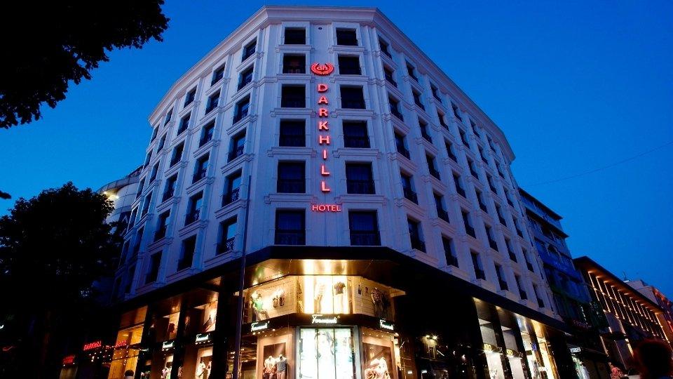 Отель Dark Hill Hotel 4*, Стамбул, Турция