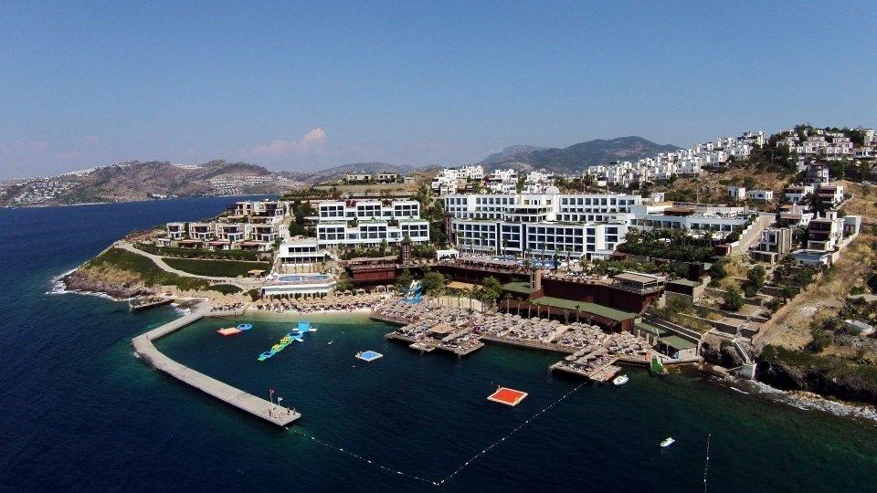 Отель Delta Beach Resort 5*, Бодрум, Турция