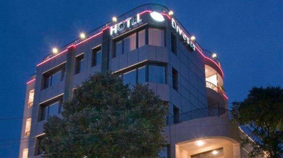 Отель Divesta Hotel 4*, Варна, Болгария