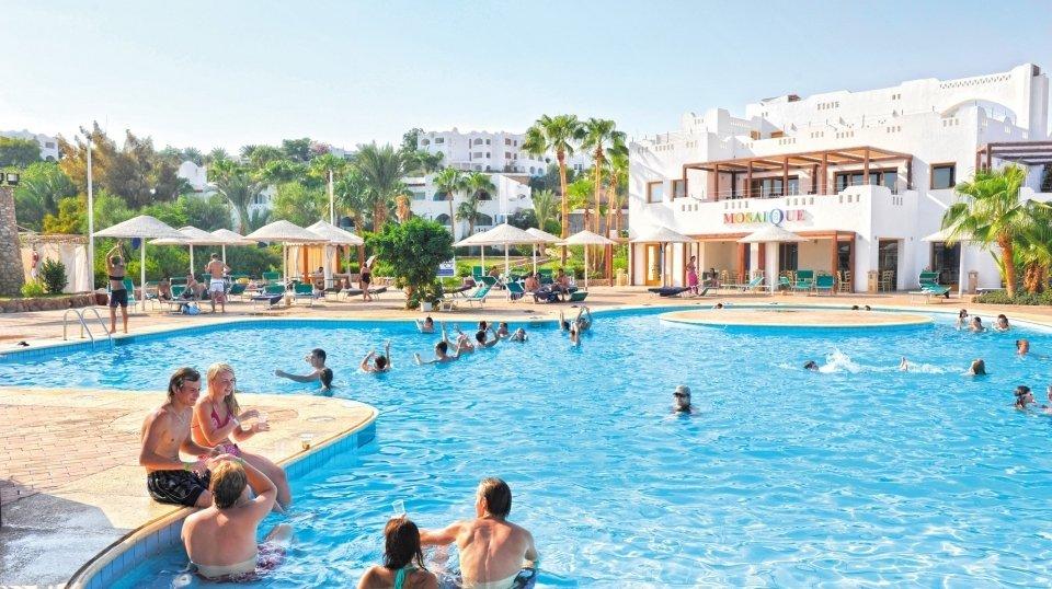 Отель Domina Aquamarine Hotel & Resort 5*, Шарм Эль Шейх, Египет