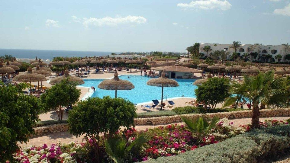 Отель Domina El Sultan Hotel & Resort 5*, Шарм Эль Шейх, Египет