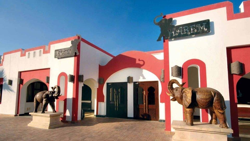 Отель Domina Harem Hotel & Resort 5*, Шарм Эль Шейх, Египет