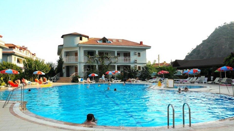 Отель Dorian Hotel 3*, Фетхие, Турция