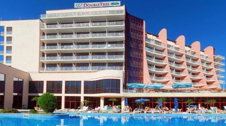 Отель Doubletree by Hilton 5*, Золотые пески, Болгария