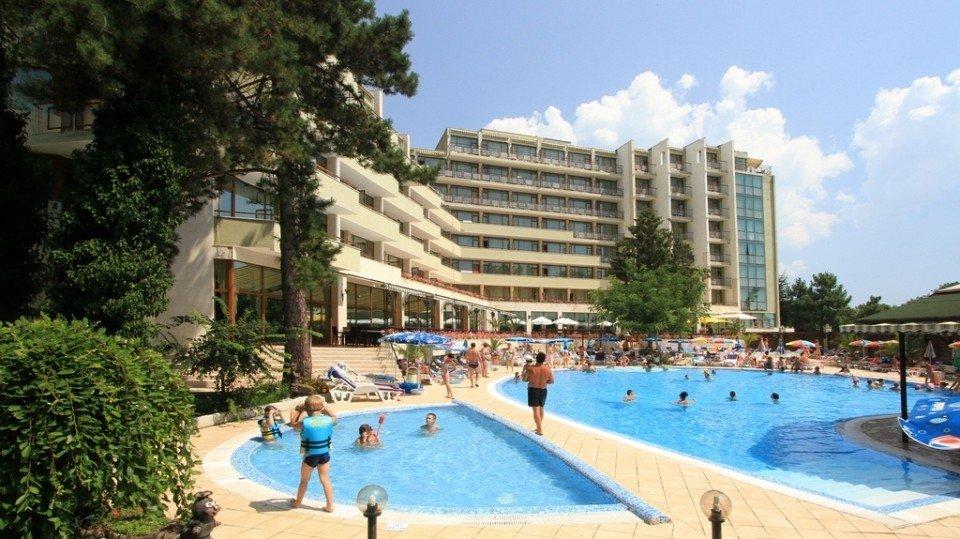 Отель Edelweiss Hotel 4*, Золотые пески, Болгария