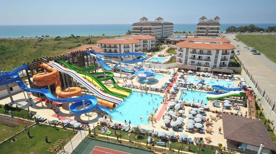 Отель Eftalia Aqua Resort 5*, Алания, Турция
