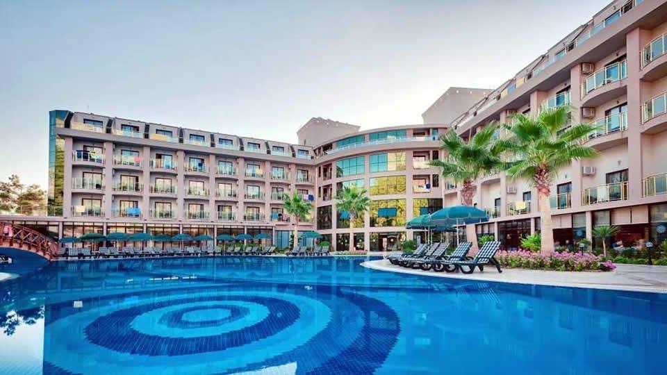 Отель Eldar Resort Hotel 4*, Кемер, Турция