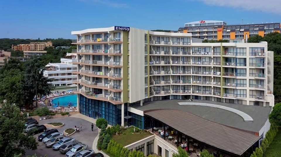 Отель Elena Hotel 4*, Золотые пески, Болгария