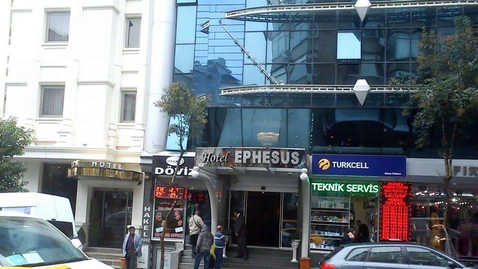 Отель Ephesus Hotel 3*, Стамбул, Турция