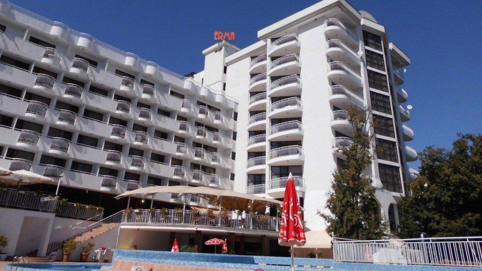 Отель Erma Beach Hotel 3*, Золотые пески, Болгария