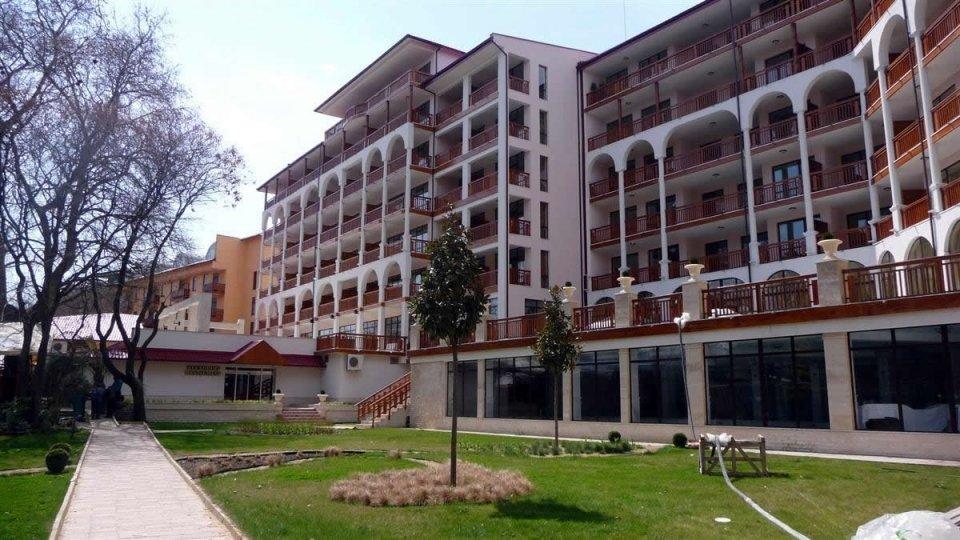 Отель Estreya Residence 4*, Константин и Елена, Болгария