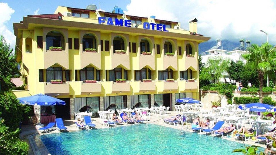 Отель Fame Hotel Kemer 3*, Кемер, Турция