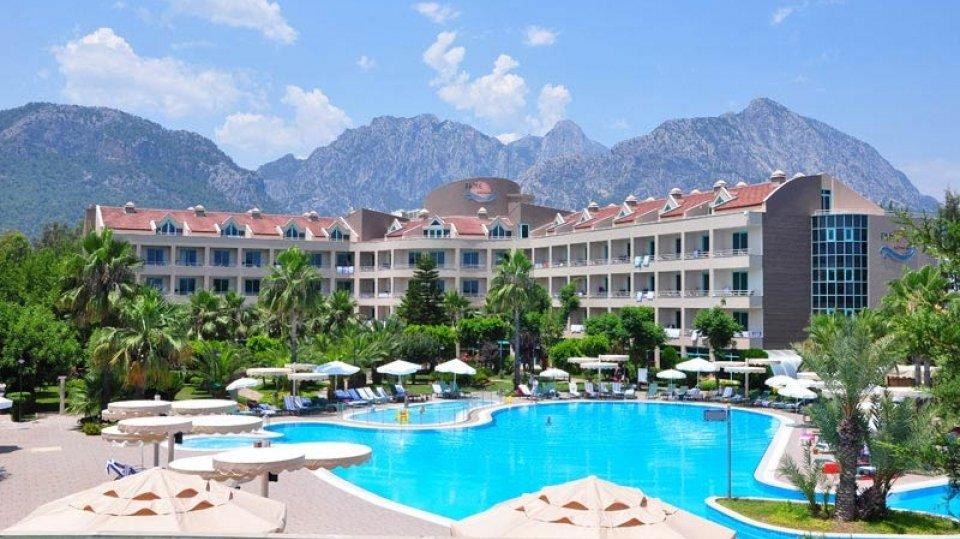 Отель Fame Residence Goynuk 4*, Кемер, Турция