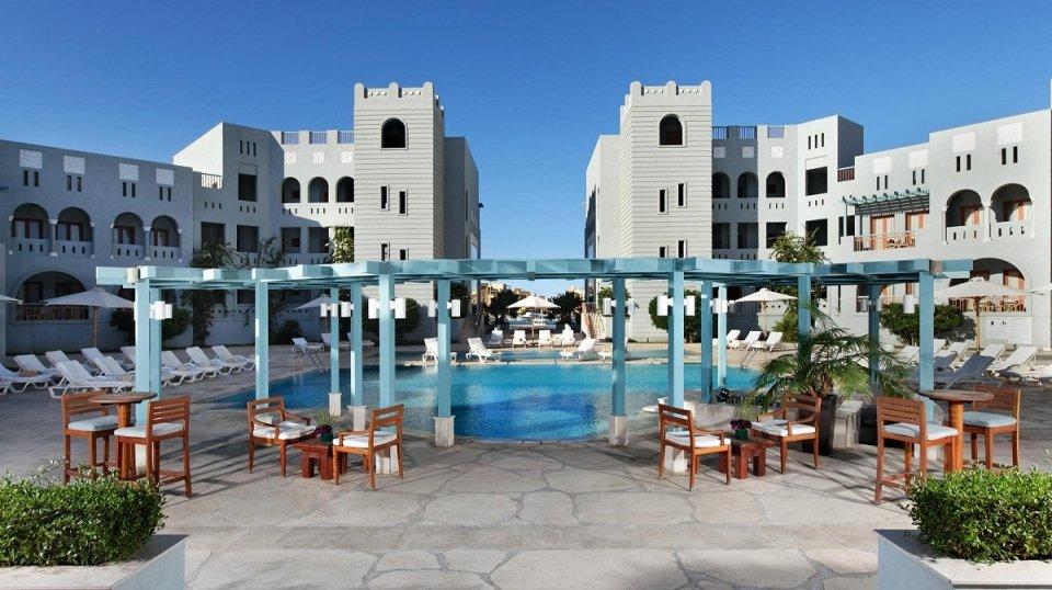 Отель Fanadir Hotel El Gouna 4*, Эль Гуна, Египет