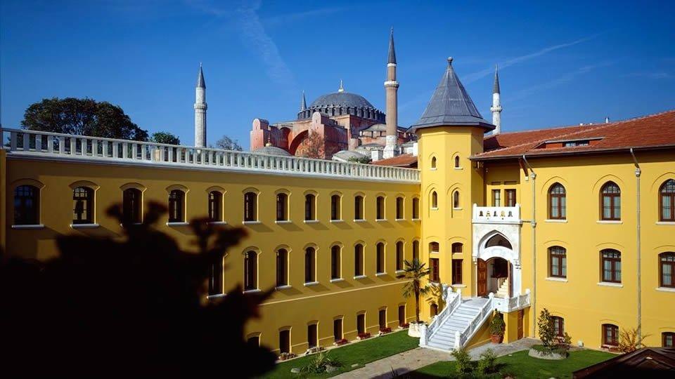 Отель Four Seasons at Sultanahmet 5*, Стамбул, Турция