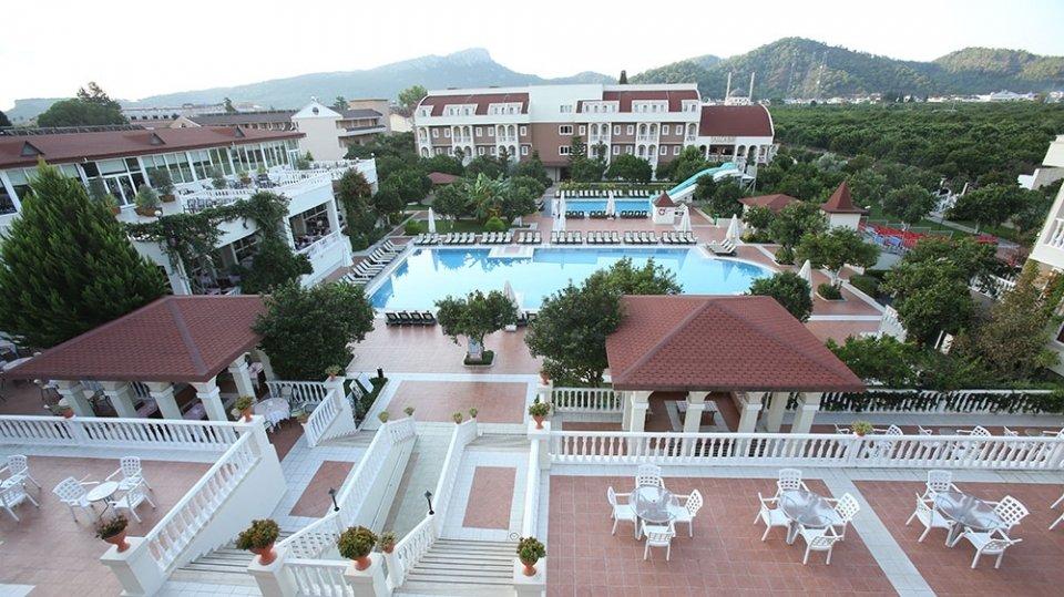 Отель Garden Resort Bergamot 4* , Кемер, Турция